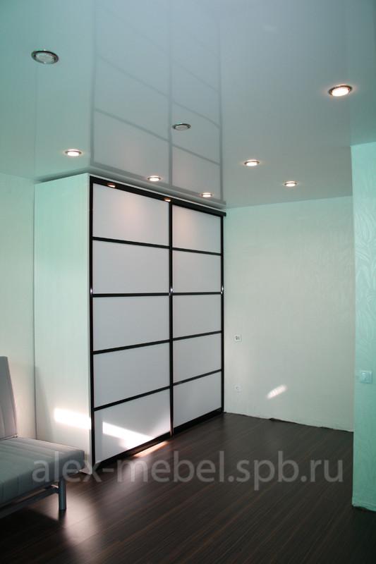 """Алекс-мебель"""" - встроенные шкафы-купе, изготовление шкафов-к."""