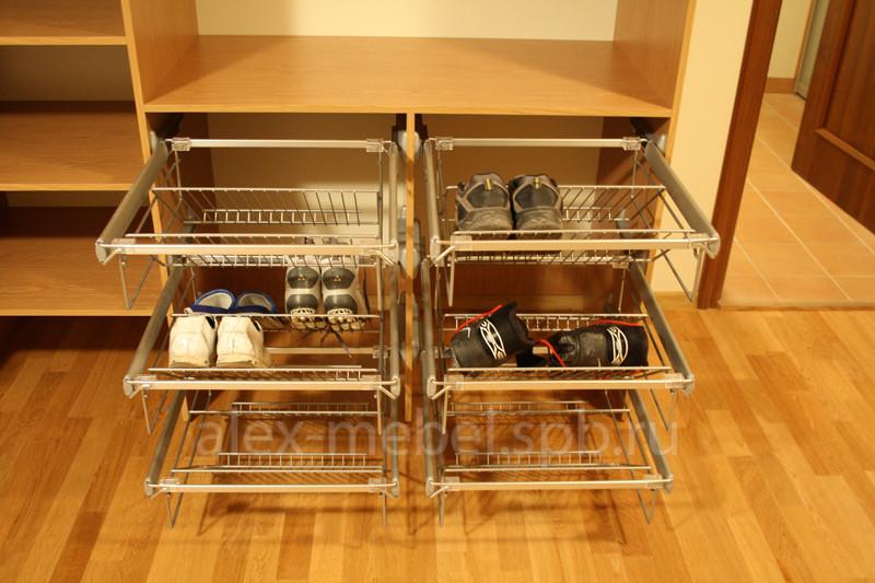 "Алекс-мебель"" - гардеробные, мебель для гардеробной в санкт-."