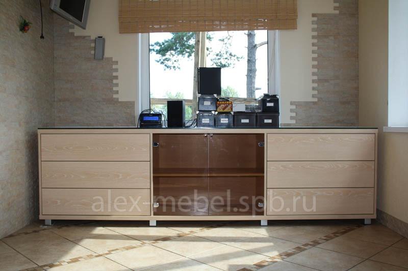 """Алекс-мебель"""" - стенки на заказ минимализм к в санкт-петербу."""
